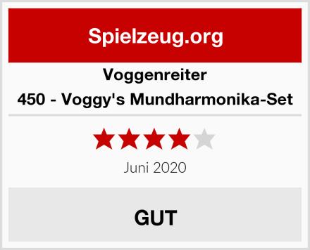 Voggenreiter 450 - Voggy's Mundharmonika-Set Test
