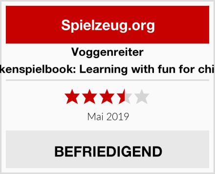 Voggenreiter Glockenspielbook: Learning with fun for children Test