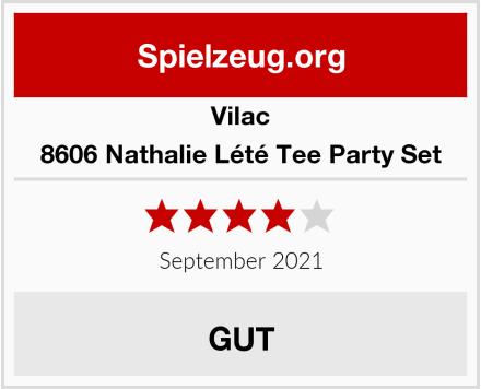 Vilac 8606 Nathalie Lété Tee Party Set Test