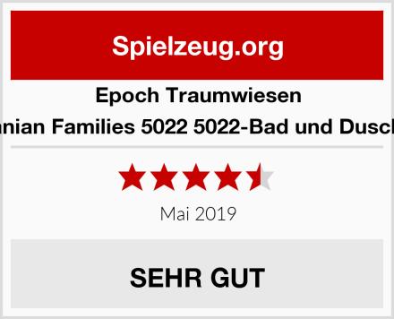 Epoch Traumwiesen Sylvanian Families 5022 5022-Bad und Dusch-Set Test