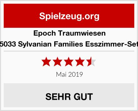 Epoch Traumwiesen 5033 Sylvanian Families Esszimmer-Set Test