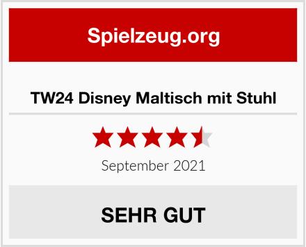 TW24 Disney Maltisch mit Stuhl Test