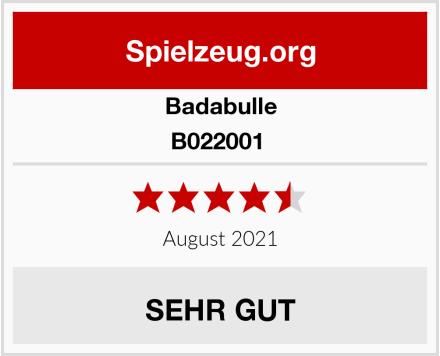 Badabulle B022001  Test
