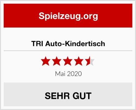 TRI Auto-Kindertisch Test