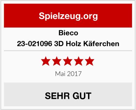 Bieco 23-021096 3D Holz Käferchen Test
