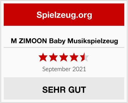 M ZIMOON Baby Musikspielzeug Test