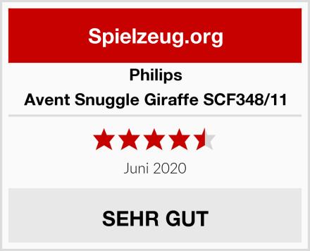Philips Avent Snuggle Giraffe SCF348/11 Test