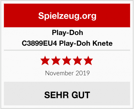 Play-Doh C3899EU4 Play-Doh Knete Test