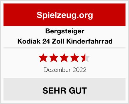 Bergsteiger Kodiak 24 Zoll Kinderfahrrad Test