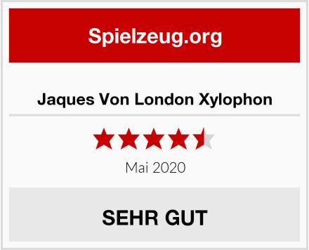 Jaques Von London Xylophon Test