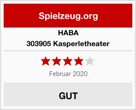 HABA 303905 Kasperletheater Test