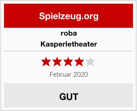 roba Kasperletheater Test