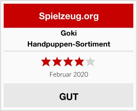Goki Handpuppen-Sortiment Test