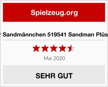 Unser Sandmännchen 519541 Sandman Plüschtier Test