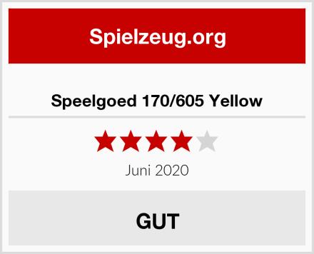 Speelgoed 170/605 Yellow Test