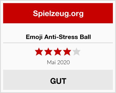 Emoji Anti-Stress Ball Test
