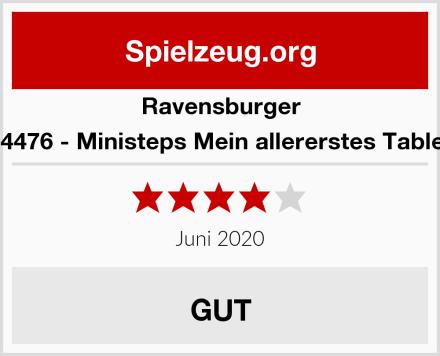 Ravensburger 04476 - Ministeps Mein allererstes Tablet Test