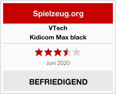 VTech Kidicom Max black Test