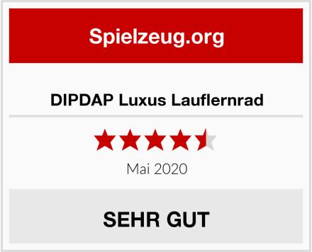 DIPDAP Luxus Lauflernrad Test