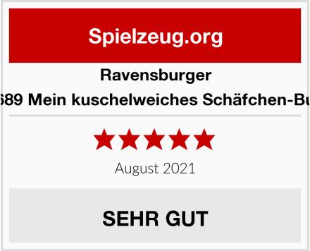 Ravensburger 31689 Mein kuschelweiches Schäfchen-Buch Test