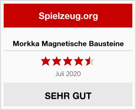 Morkka Magnetische Bausteine Test