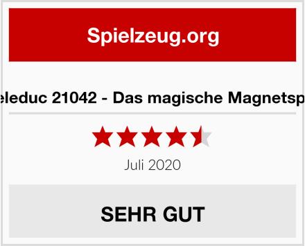 Beleduc 21042 - Das magische Magnetspiel Test
