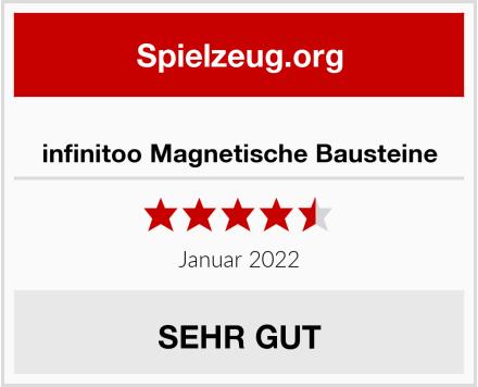infinitoo Magnetische Bausteine Test