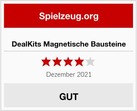 DealKits Magnetische Bausteine Test