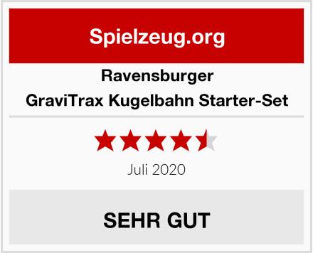 Ravensburger GraviTrax Kugelbahn Starter-Set Test