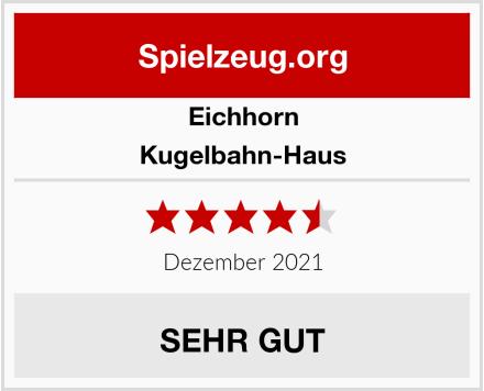 Eichhorn Kugelbahn-Haus Test