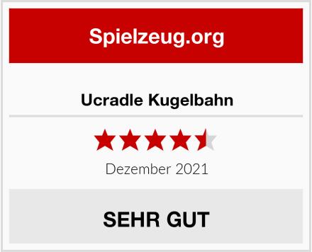 Ucradle Kugelbahn Test