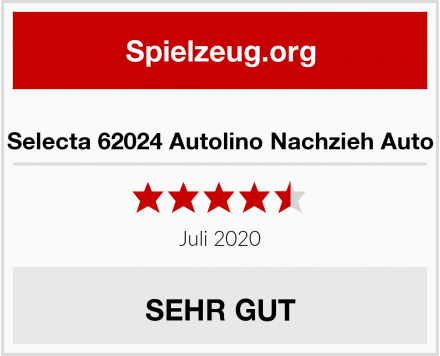 Selecta 62024 Autolino Nachzieh Auto Test