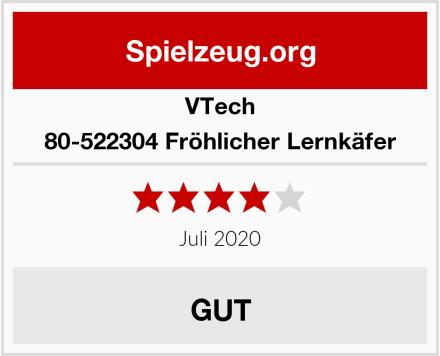 VTech 80-522304 Fröhlicher Lernkäfer Test