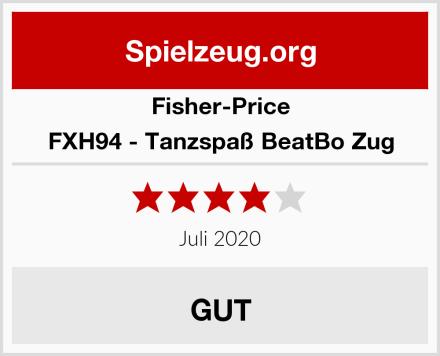 Fisher-Price FXH94 - Tanzspaß BeatBo Zug Test