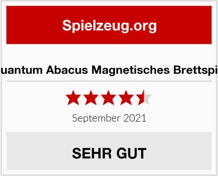 Quantum Abacus Magnetisches Brettspiel Test