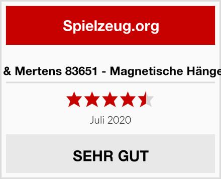 Bino & Mertens 83651 - Magnetische Hängetafel Test
