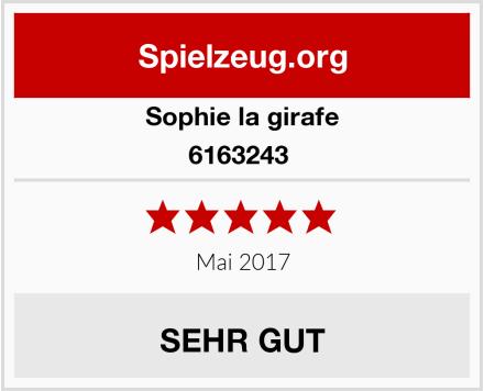 Sophie la girafe 6163243  Test