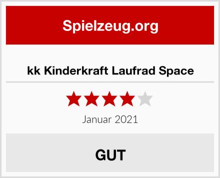 kk Kinderkraft Laufrad Space Test