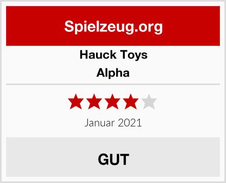 Hauck Toys Alpha Test