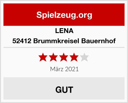 Lena 52412 Brummkreisel Bauernhof Test