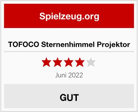 TOFOCO Sternenhimmel Projektor Test