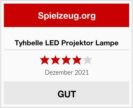 Tyhbelle LED Projektor Lampe Test
