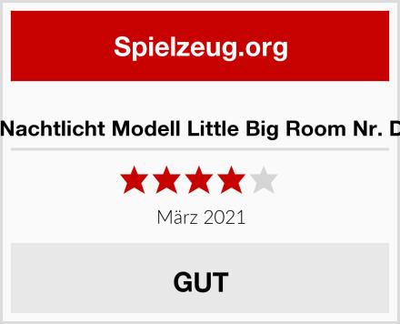 Djeco Nachtlicht Modell Little Big Room Nr. DD0340 Test