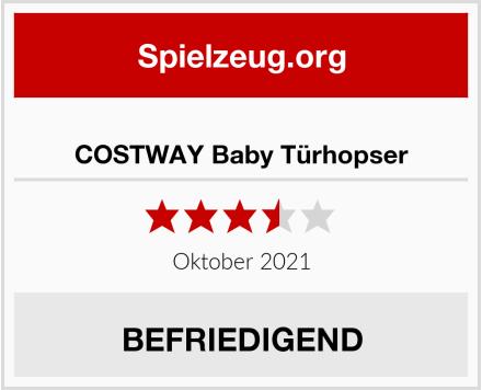 COSTWAY Baby Türhopser Test