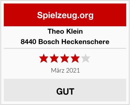 Theo Klein 8440 Bosch Heckenschere Test