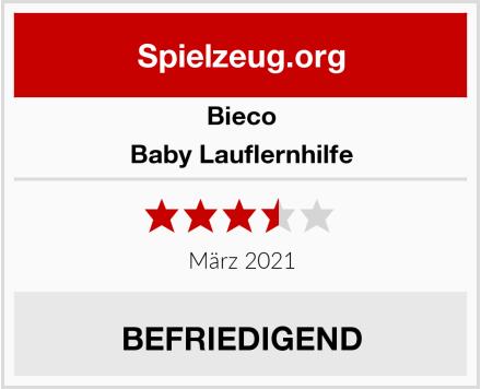 Bieco Baby Lauflernhilfe Test