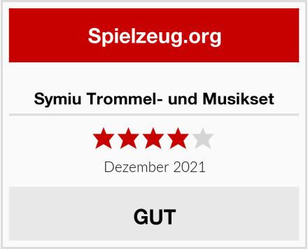 Symiu Trommel- und Musikset Test