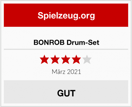 BONROB Drum-Set Test