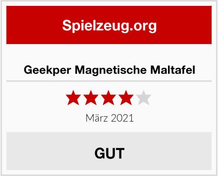 Geekper Magnetische Maltafel Test