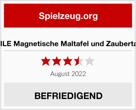 SGILE Magnetische Maltafel und Zaubertafel Test